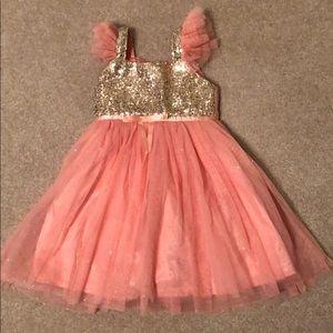 Popatu Sequin Tulle Dress